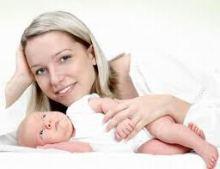 New Mom w newborn